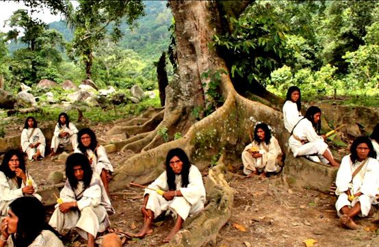 """""""Potřebujeme vám předat učení, jak zastavit destrukci a začít žít v rovnováze,"""" říká domorodý lid Kogi"""